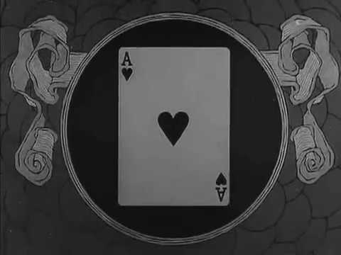 ACE OF HEARTS (1921- Silent) Lon Chaney