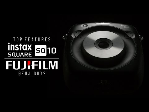 Fuji Guys - FUJIFILM Instax SQUARE SQ10 - Top Features