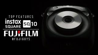 Fuji Guys - FUJIFILM Instax SQUARE SQ10 - Top Features