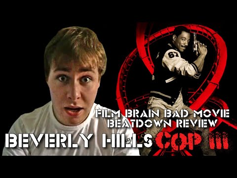 Bad Movie Beatdown: Beverly Hills Cop III (REVIEW)