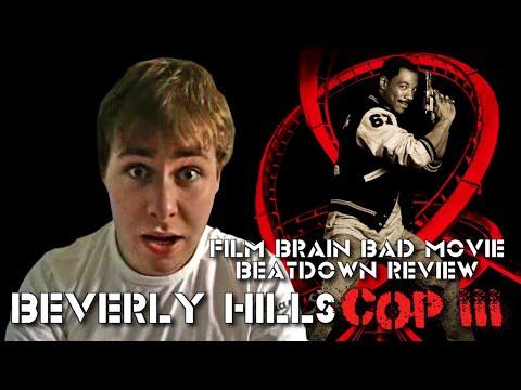 Bad Movie Beatdown: Beverly Hills Cop III (REVIEW)