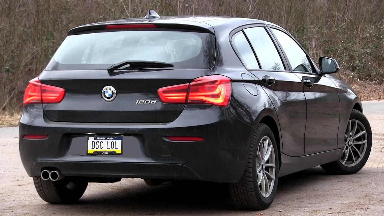 2017 bmw 120d f20 facelift 190 hp test drive youtube. Black Bedroom Furniture Sets. Home Design Ideas