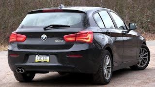 2017 BMW 120d F20 Facelift (190 HP) TEST DRIVE