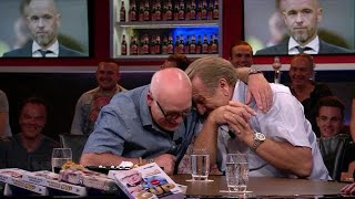 Voetbal Inside gemist: Johan Derksen noemt Ajax-trainer 'kabouter' en 'typetje'