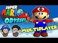 TROLLING with Cappy... || Super Mario Odyssey 64 MULTIPLAYER || PART 1