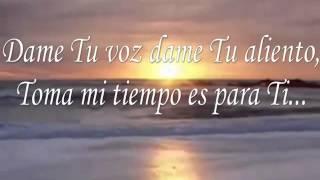 Dame tus ojos(Con letra) Instrumental sin la voz de Jesus A Romero.wmv