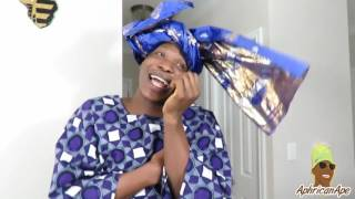 That One Aunty at The Thanksgiving Dinner!!! - Aphricanace Comedy