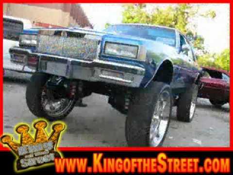 Rick Ross-Chevy Ridin High