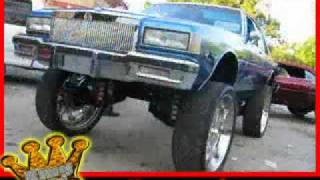 Rick Ross-Chevy Ridin High