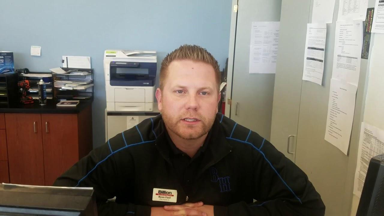 Great Billion Hyundai Of Iowa City   Sales Manager