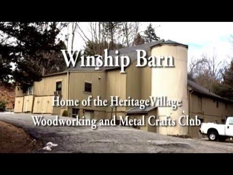 Woodworking Club in Heritage Village