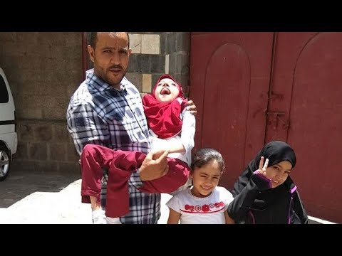 Travel Ban Blocks U.S. Citizen From Bringing Yemeni Daughter with Cerebral Palsy to U.S. For Care