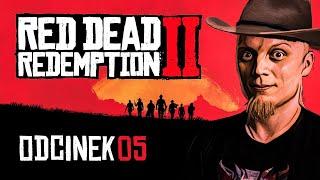 Red Dead Redemption 2 na PC 1440p Ultra - odc. 5 Straciłem najlepszego konia :(!!!