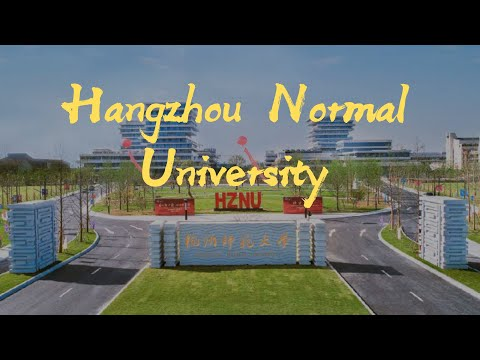 Hangzhou Normal University #ISAC_University