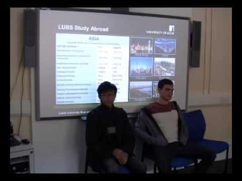LUBS Study Abroad: Study Asia