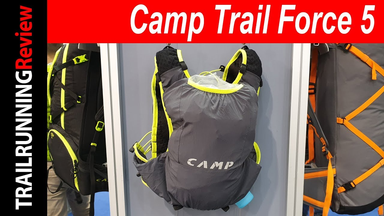 4850f825b3 Camp Trail Force 5 Preview - YouTube