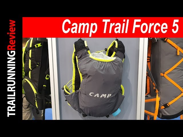 cfd4f4a1a8 Camp Trail Force 5 - TRAILRUNNINGReview.com