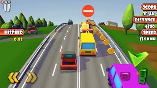 Highway Traffic Racer Planet - Speed Car Traffic Games - Android Gameplay FHD
