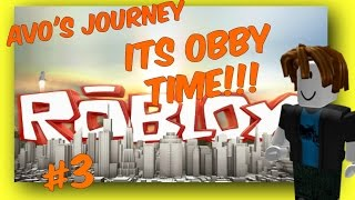 Roblox | OBBY PLAY | OBSTACLES ARE NO PROBLEM | Ep3