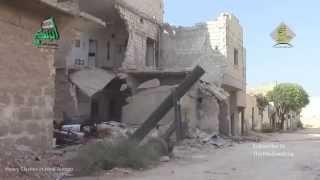 Сирия БОЕВЫЕ ДЕЙСТВИЯ НОЯБРЬ 2015!!!