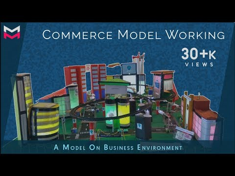 COMMERCE PROJECT MODEL