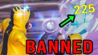you can get banned for this... (overpowered)
