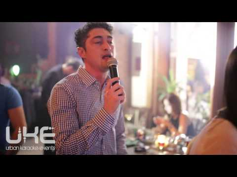 Careless Whisper Live @ Palace Pub (Urban Karaoke Night - 18.01.2014)