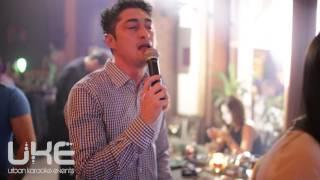 Careless Whisper Live @ Palace Pub (Urban Karaoke Night - 18.01.2014)