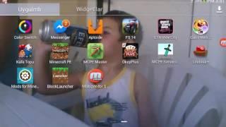 Minecraft PE skyblock girme