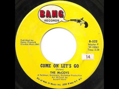 "The McCoys ""Come On Let's Go"""
