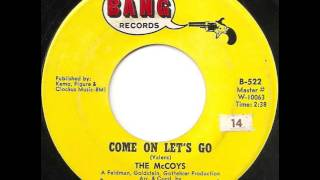 Watch Mccoys Come On Lets Go video