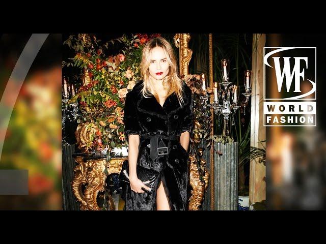 Front Row Milan Fashion Week Fall-Winter 16-17