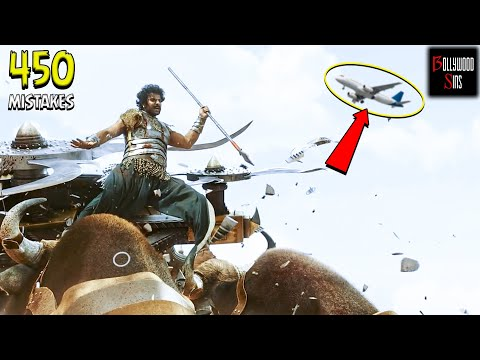 [PWW] Plenty Wrong With BAAHUBALI 2 (450 MISTAKES In Baahubali 2) The Conclusion Full Hindi Movie 29