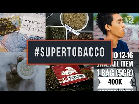 Gorilla Tobacco: Indonesia's Easy to Order Drug