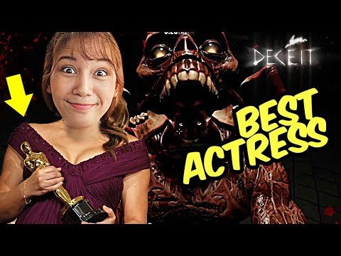 BEST ACTRESS AWARD GOES TO... - Deceit Funny and WTF Moments