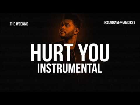 "The Weeknd ""Hurt You"" Instrumental Prod. by Dices *FREE DL*"