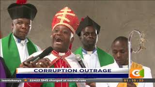 Church leaders call for decisive action on graft