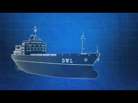 Marine Vessel Stability Basic   for Draft Survey  AIM Surveyors   YouTube