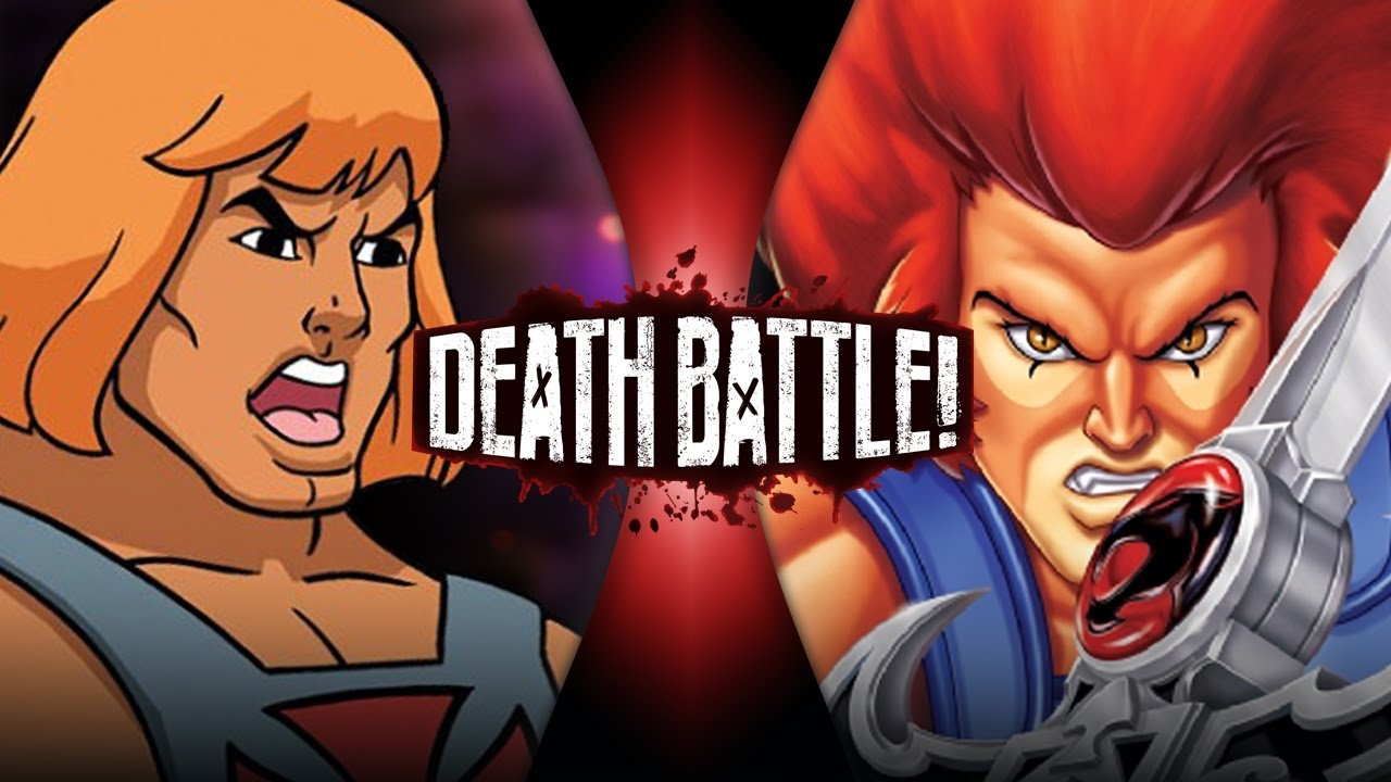 He Man Vs Lion O Death Battle Youtube