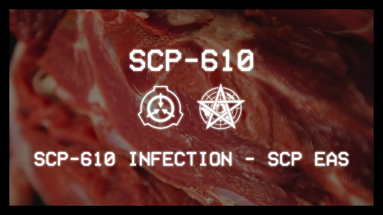 Download SCP-610 Infection - SCP EAS