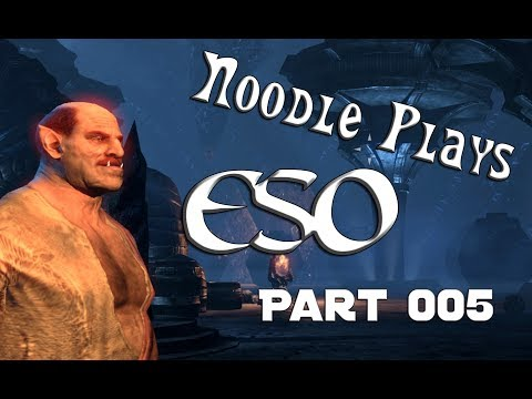 Lets Play ESO 005 - Carl and a Skooma Dealer