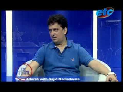 Sajid Nadiadwala PART 3 - YouTube  Sajid Nadiadwal...