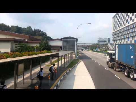 [SBS Transit] SBS9538H on Service 192 (Volvo Olympian Batch 2) [HD, 60fps]