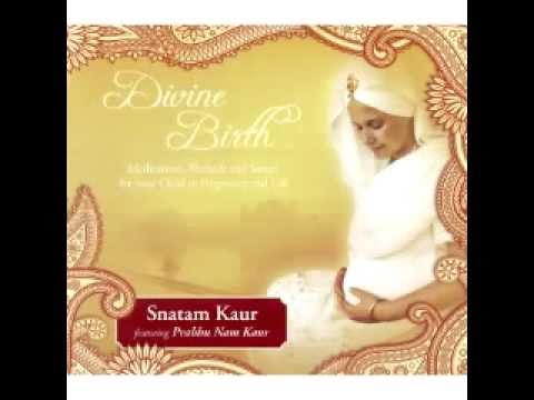 Snatam Kaur - Divine Birth - (Full Album)