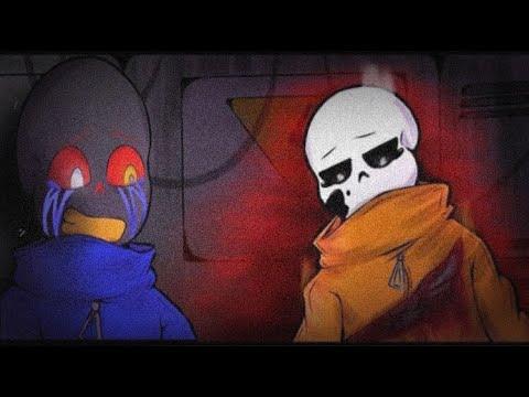 The Mistaken Impostor Undertale Au X Among Us Comic Dub Youtube