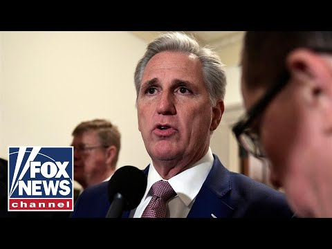 GOP elects Kevin McCarthy as House minority leader