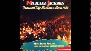 Michael Jackson - Farewell My Summer Love Album [1984]