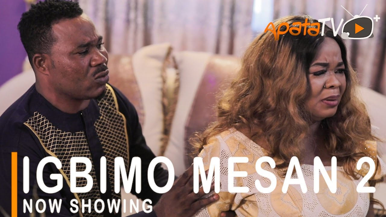 Download Igbimo Mesan 2 Latest Yoruba Movie 2021 Drama Starring Fathia Balogun   Bimbo Oshin   Murphy Afolabi