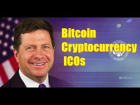 JAY CLAYTON:The SEC Is Suddenly VERY WORRIED About-Bitcoin-Cryptocurrency- And ICOs