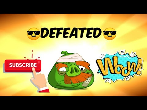 Angry Birds 2 | Defeating Boss #2